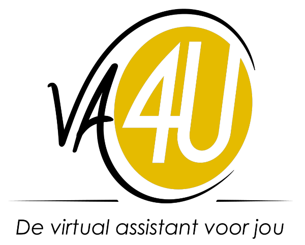 VA4u - logo transparant 600
